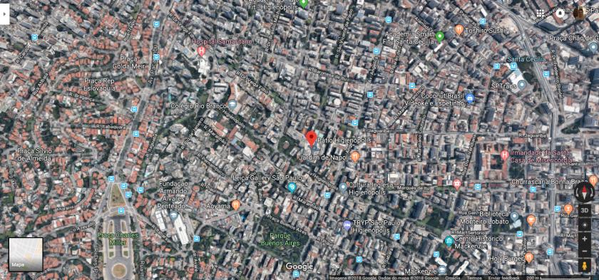 localização shph11